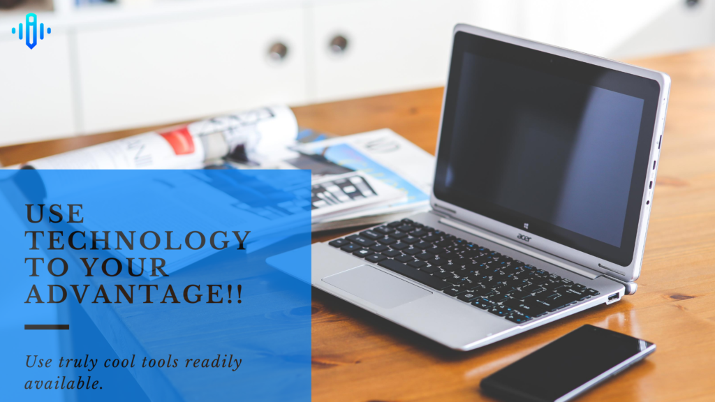 use technology to your advantage in online classes