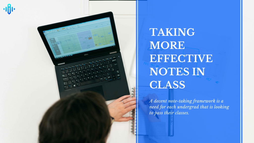 Taking more effective notes in class with wavenotes